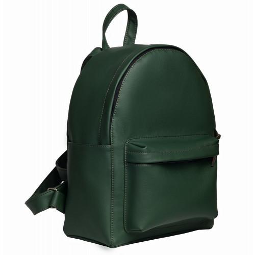 Рюкзак из экокожи Cambag Fuji BSH зеленый