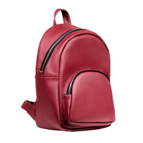 Рюкзак из экокожи Cambag Talari MGS бордо