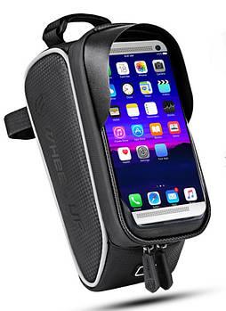 Велосумка для смартфона 6,5 дюймов WheelUp