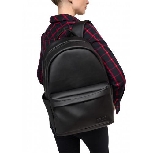Рюкзак из экокожи Zard 0ST черный