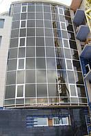 Остекление офисных и промышленных зданий