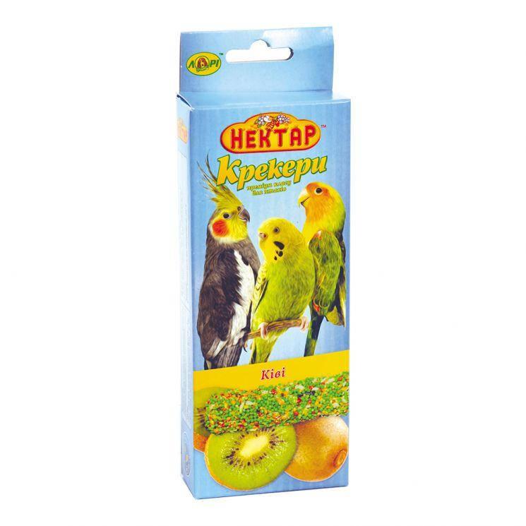 СХ- киви крекер для птиц премиум класса Лори (5 упаковок), фото 2