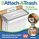 Навесной держатель для мусорных пакетов Attach-A-Trash, фото 4