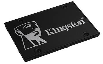"Накопитель SSD 512GB Kingston KC600 2.5"" SATAIII 3D TLC Bundle Box (SKC600B/512G)"