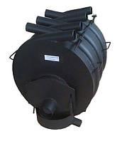 Отопительная печь булерьян Огонек Тип 02 сталь 4 мм