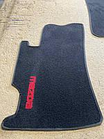 Ворсовые коврики в салон передние MAZDA 6   (2002-2008)