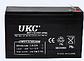 Аккумулятор BATTERY 12V 7А UKC. Аккумуляторная батарея 12V 7Ah Для ИБП, фото 3