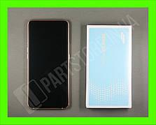 Дисплей Samsung А805 Gold А80 2019 (GH82-20348C) сервисный оригинал в сборе с рамкой