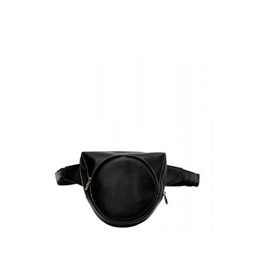 Женская черная сумка из экокожи кроссбоди Cambag CD