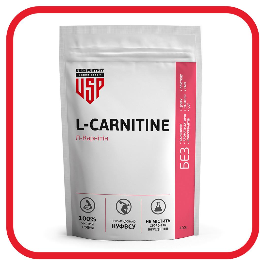L-Carnitine (Л-Карнитин) 100 г для похудения и сушки