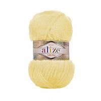 Пряжа Softy Plus 100гр - 120м (13 Желтый) Alize
