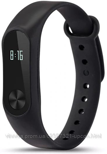 Фитнес-трекер  Band M2 (OLED) Black  Xiaomi Реплика