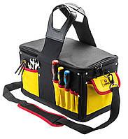 Профессиональная сумка для инструмента 41 x 23 x 23 см TOPEX (79R440)