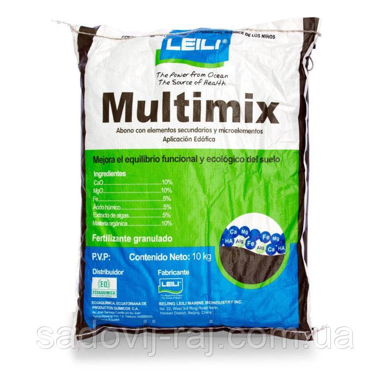 Удобрение МУЛЬТИМИКС /  MULTIMIX, 10 кг Leili