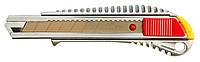 Нож монтажный с отламывающимся лезвием TOPEX 17B128