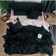 Полуторное постельное белье бязь премиум 100 % хлопок