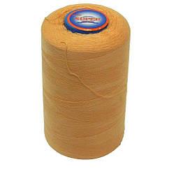 Нитки швейные Super 40 2 бобина 3657м Оранжевые S40 2-016, КОД: 1314685
