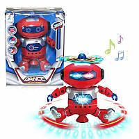 Робот детский Dance 99444-3 (красный)