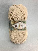Пряжа Softy Plus 100гр - 120м (310 Бежевый) Alize