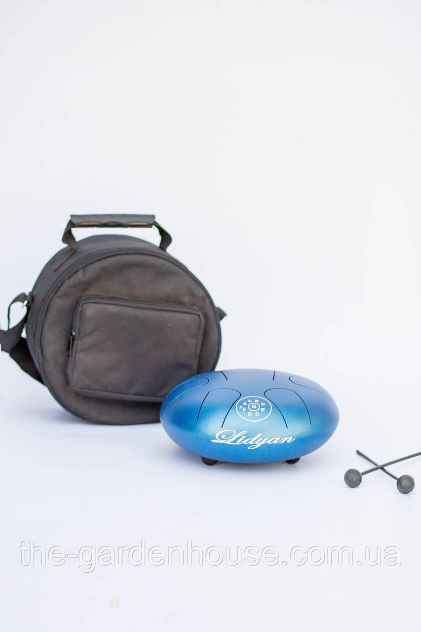 Глюкофон (happy drum), голубой