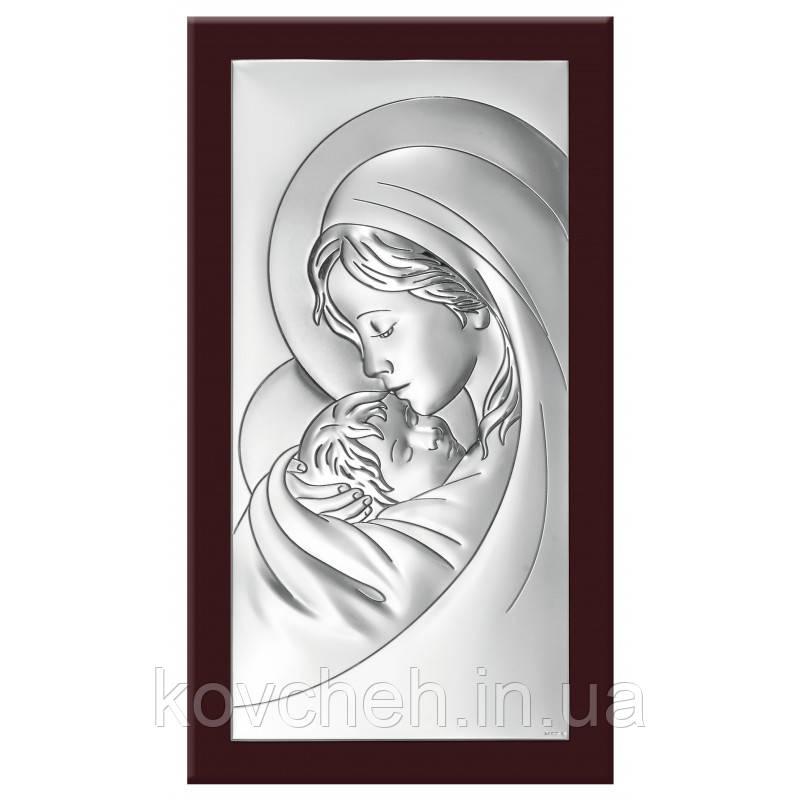 Ікона Богородиця з немовлям 20x38