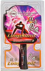 Ракетка для настольного тенниса KTL Loopsonic 5567, КОД: 1664000