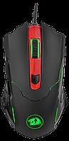 Мышь Redragon Pegasus USB Black 74806, КОД: 1639850
