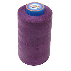 Нитки швейные Super 40 2 бобина 3657м Фиолетовые S40 2-023, КОД: 1314684
