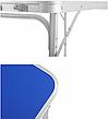 Усиленный стол для пикника с 4 стульями Rainberg, фото 6