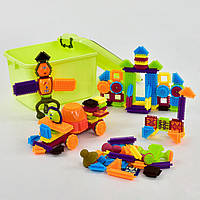 Детский конструктор Fun Game Маленький Розумник 8201 108 деталей 2-8201-63266, КОД: 118429