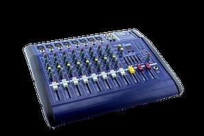 Аудио микшер Mixer BT 8300D 8ch.