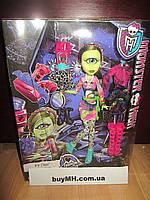 Кукла Monster High Айрис Клопс Я люблю моду I Love Fashion Iris Clops