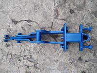 Сцепка сцепление усиленная одинарная для мотоблока универсальная50х20х20 см