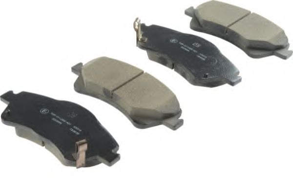 Колодки тормозные Toyota 0446502170