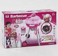 Игровой набор Барбекю Звуковые эффекты Розовый 2-008-901-54030-1, КОД: 971891