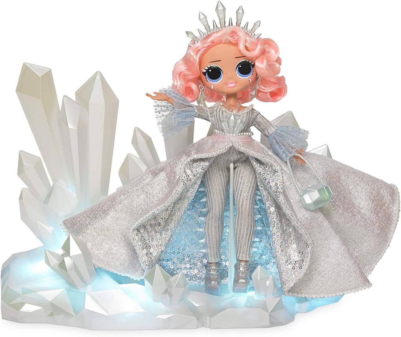 LOL Сюрприз! OMG Crystal Star 2019 Коллекционное издание Модная кукла