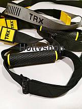 Функціональні петлі TRX P4 (Pro System, PRO Pack 4): підвісні ТРХ для функціонального тренінгу, фото 3