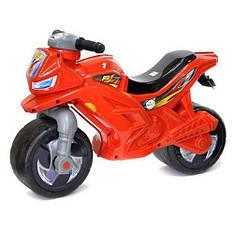 Мотоцикл Беговел 2-х колесный красный