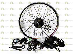 Велонабор колесо заднее 26 дюймов без акб и дисплея