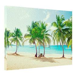 Картина на полотні 45х65 Пальми (H4565_PRI004)