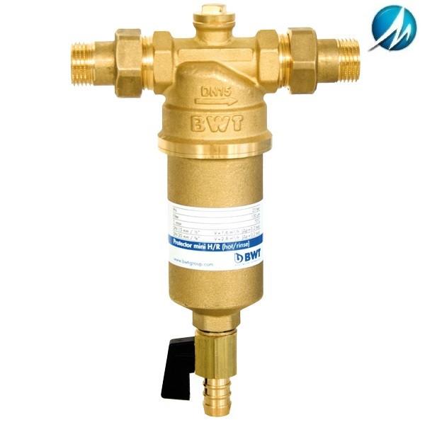 """Фильтр для горячей воды BWT PROTECTOR MINI 1"""" HR"""