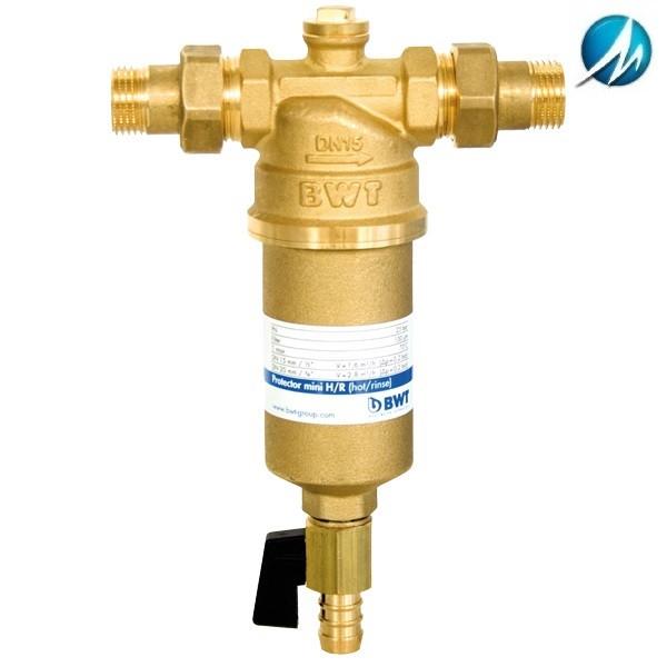 """Фильтр для горячей воды BWT PROTECTOR MINI ¾"""" HR"""
