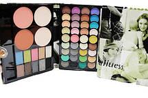 Тени для век maXmaR makeup set 50 Colors (46 оттенков теней + 2 румян +2 пудры) Подробнее: https://multi-cent.