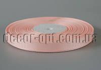 Лента репсовая оттенок персиковый 0,9см/36ярд арт.07