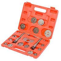 Alloid. Набор по обслуживанию дисковых тормозов 18 предм. (WT04018) (НС-4018)