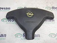 Б/У Подушка безопасности водителя OPEL ZAFIRA A 1999-2005 (Опель Зафира), 90437285 (БУ-190961)