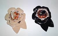 Украшение для одежды , обуви , сумок    Цветок