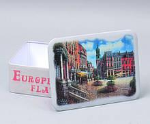 Коробка European flayour металл SKL11-208054