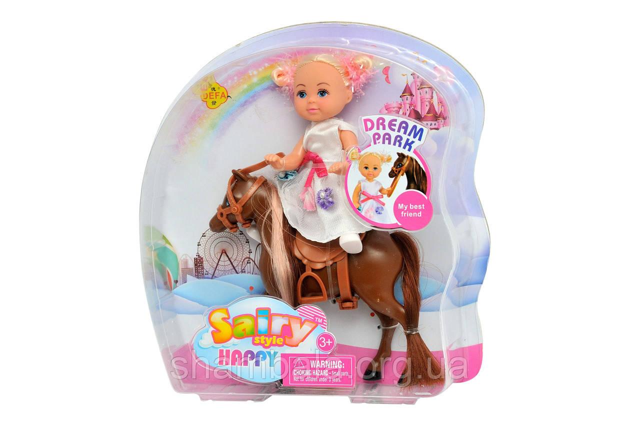 """Кукла с лошадью Defa """"Dream park - My best friend"""" (067469)"""