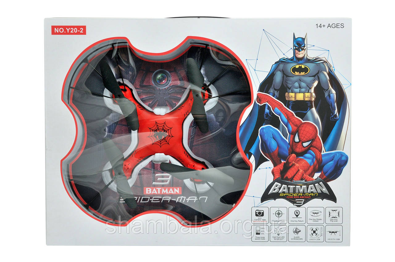 "Квадрокоптер Strong-Toyers ""Batman"" (067742)"